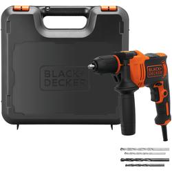 Black + Decker Schlagbohrmaschine, ohne Akku orange Bohrmaschinen Werkzeug Maschinen Schlagbohrmaschine