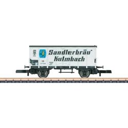 Märklin 86398 Z Bierwagen der Kulmbacher Brauerei  Sandlerbräu