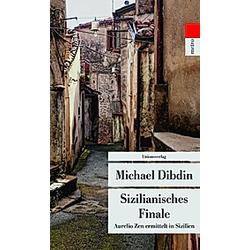 Sizilianisches Finale. Michael Dibdin  - Buch