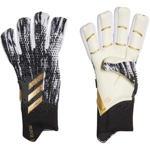 adidas Herren Predator Pro Fs Torwarthandschuhe, Black/White/Goldmt, 12
