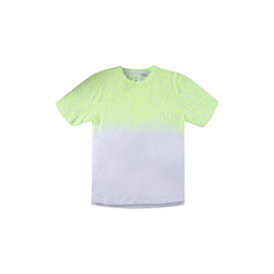 TOM TAILOR T-Shirt T-Shirt mit verlaufendem Print 152