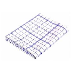 Basic Nature Evonell Trockentuch blaukariert - Gr��e 50x57cm