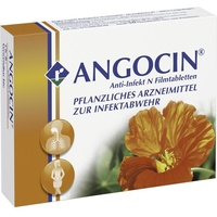 Repha GmbH Biologische Arzneimittel ANGOCIN Anti Infekt-N Filmtabletten
