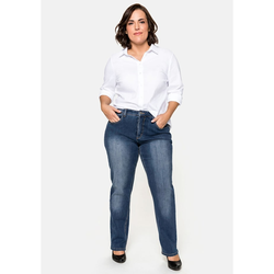 Sheego Shaping-Jeans Sheego blue Denim