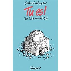 Tu es!. Gerhard Scheucher  - Buch
