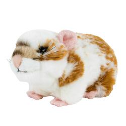 Teddys Rothenburg Kuscheltier Hamster 18 cm hellbraun Goldhamster Feldhamster