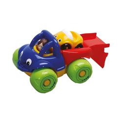 GOWI Spielzeug-Auto Mini Truck Autotransporter Box