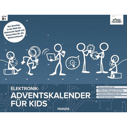 MAKERFACTORY Elektronik-Adventskalender für Kids Adventskalender