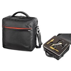 Hama Drohnen-Tasche Hama Universal Drohnen Trage-Tasche Case Rucksack Koffer Schutz-Hülle Bag Drohne (Set, 3-tlg), mit Reißverschluss