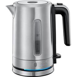 RUSSELL HOBBS Wasserkocher Compact Home Mini 24190-70, 0,8 l, 2200 Watt, energiesparend, 0,8 l, 2200 W