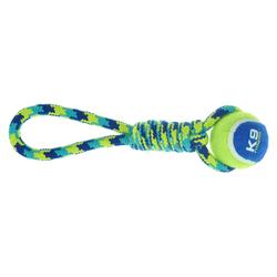 Zeus K9 Zugseil + Tennisball