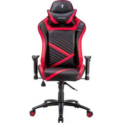 TESORO Gaming-Stuhl Zone Speed, red schwarz
