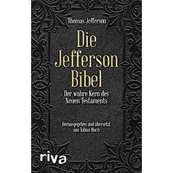 Die Jefferson-Bibel. Thomas Jefferson  - Buch