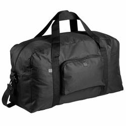 Go Travel Taschen + Etuis Reisetasche faltbar 60 cm schwarz