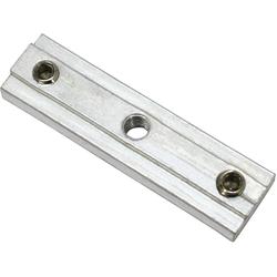 Gardinenbefestigungen Ersatzteile Verbinder für Gardinenstangen mit Innenlauf II, GARDINIA, (1-St), Einzelprogramm Chicago 20 mm