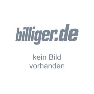 ZELLER 13774 Küchenrollwagen Weiß/Bamboo/Dekor