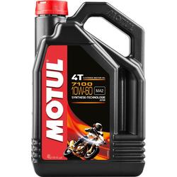 MOTUL 7100 4T 10W60 Motorenöl 4 Liter