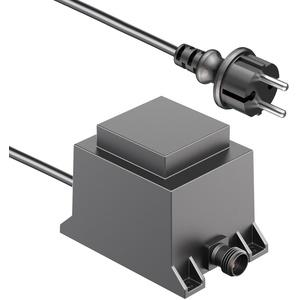 40W LED Trafo-Netzteil für IP44 Stecksystem NEMO Transformator 12V AC