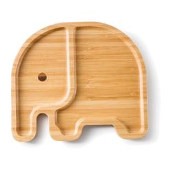 Donkey Products Teller Bamboo Plate Eli