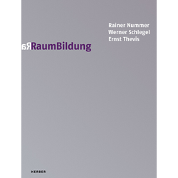 RaumBildung als Buch von