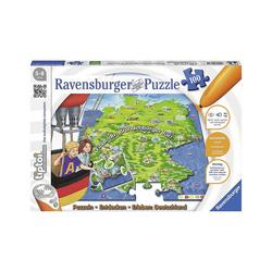 Ravensburger Puzzle tiptoi® Puzzle - Entdecken & Erleben: Deutschland, Puzzleteile