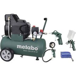 Metabo Druckluft-Kompressor 24l 8 bar