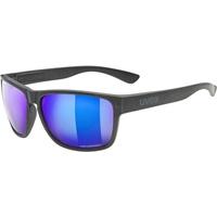 Uvex LGL Ocean Polavision Brille schwarz/blau 2021 Brillen