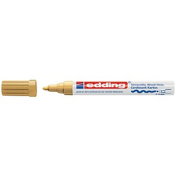 edding 4000 Lackmarker gold 2,0 - 4,0 mm