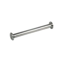 Metallstifte, silber, 8 Stück