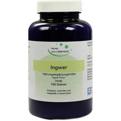 Ingwer Pulver