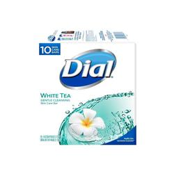 Dial Skin Care White Tea Bar Soap - 10pk - 4oz each