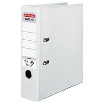 herlitz maX.file protect Ordner weiß Kunststoff 80 cm DIN A4