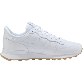 Nike Wmns Internationalist white white gum, 38.5 ab 68,36