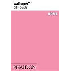 Wallpaper City Guide Rome. Wallpaper  - Buch