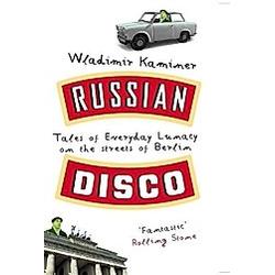 Russian Disco. Wladimir Kaminer  - Buch