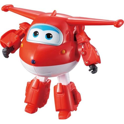 Super Wings JETT Transform Spielzeugfigur Medium - Transforming Jett
