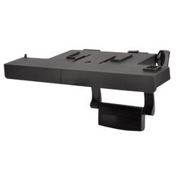 Hama Spielekonsolen-Zubehörset Hama TV Clip + Wand-Halterung Halter Montage für Sony PS4 PS oder XBOX One Kinect Kamera Sensor Schwarz, (Set)