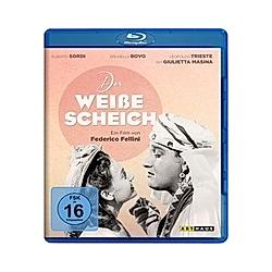 Der weiße Scheich - DVD  Filme