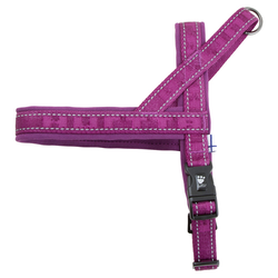 Hurtta Casual Geschirr violett, Größe: 80 cm