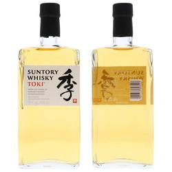 Suntory Toki Blended Whisky 0,7L (43% Vol.)
