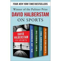 David Halberstam on Sports: eBook von David Halberstam