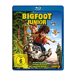 Bigfoot Junior - DVD  Filme