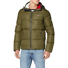 Tommy Jeans Essential Down olive L