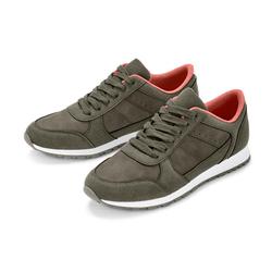 Tchibo - Sneaker - Olivgrün - Gr.: 43