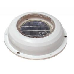 Solarventilator aus Kunststoff