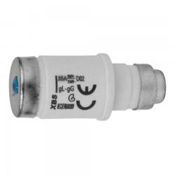 Sicherungseinsatz D02 35A gL-gG Sicherung Schmelzsicherung E18 400V XBS 3890