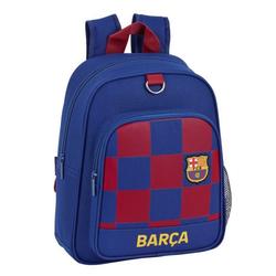safta Rucksack, FC BARCELONA - BLAU / ROT