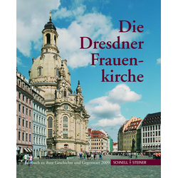 Die Dresdner Frauenkirche als Buch von