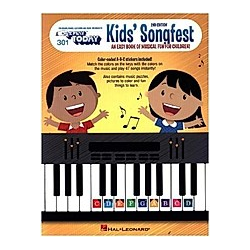 Kid's Songfest  Piano-Keyboard - Buch