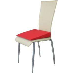Orthopädisches Keilkissen Sitzkeilkissen Sitzkissen Sitzhilfe Kissen, Rot